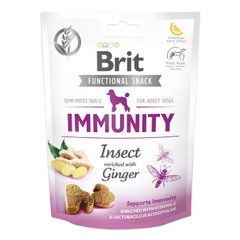 Ласощі для собак Brit Functional Snack Immunity 150 г (для імунітету) - masterzoo.ua