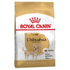 Сухий корм для дорослих собак породи чихуахуа Royal Canin Chihuahua Adult 1,5 кг (домашня птиця) - masterzoo.ua