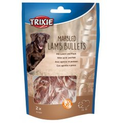 Ласощі для собак Trixie PREMIO Marbled Lamb Bullets, 2штх25 г (ягня) - masterzoo.ua