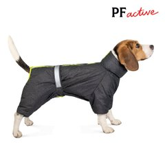 Комбинезон для собак Pet Fashion «Cold» 6XL (серый) - masterzoo.ua