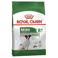 Сухой корм для пожилых собак мелких пород Royal Canin Mini Adult 8+, 2 кг (домашняя птица) - masterzoo.ua